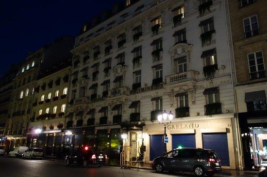 Hotel Westminster: 立地は非常に良い