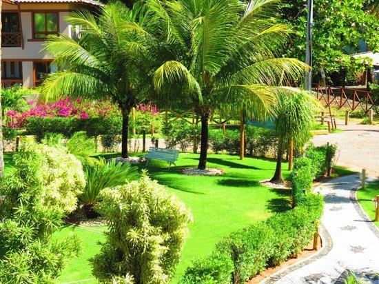 Hotel Eco Atlântico: Jardim