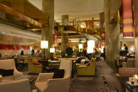 Hilton Tokyo: Lobby