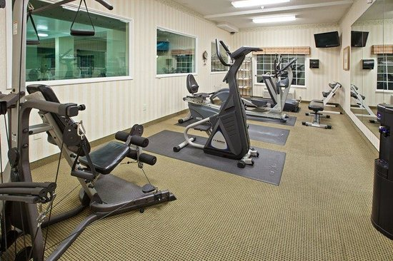 Country Inn & Suites By Carlson, Indianapolis Airport South: CISIndianapolis Airport Fitness Room