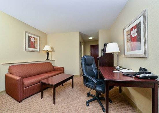 Holiday Inn Express & Suites Mobile West - I-65: Guest Room