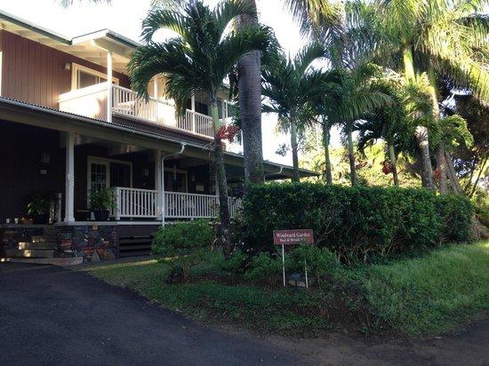 Windward Garden B&B: The main house