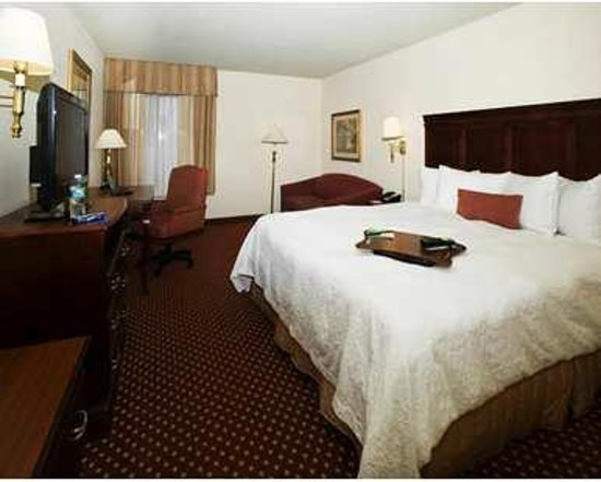 Hampton Inn Savannah -  I-95 North: 1 KING WALL BED NONSMOKING