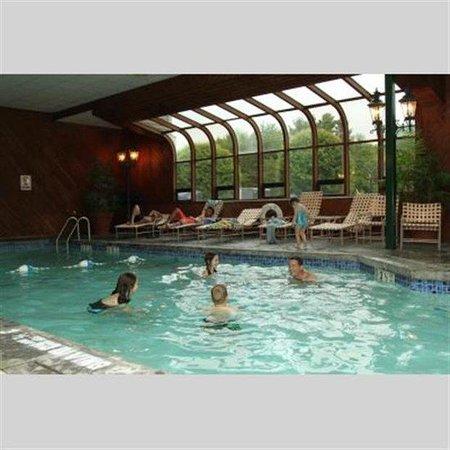 Nordic Inn Condominium Resort: Indoor Pool & Hot Tub