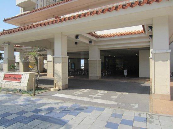 Hotel East China Sea : エントランス