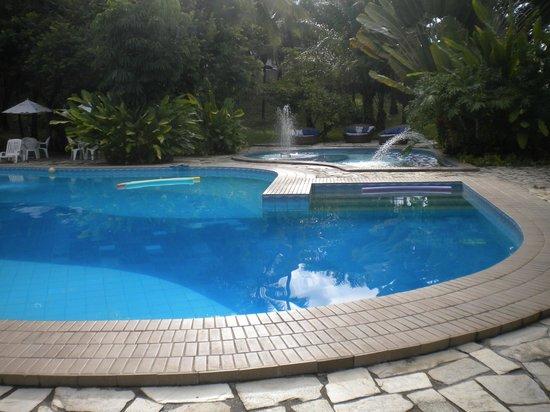 Hotel 7 Colinas: piscina
