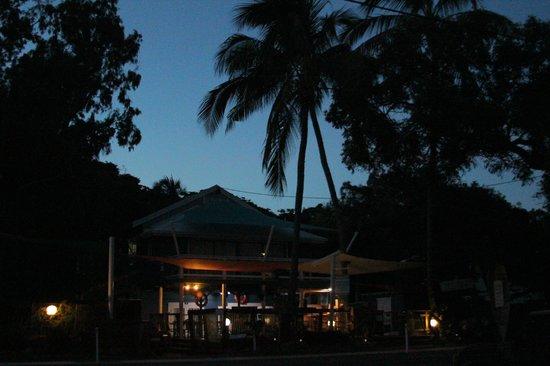 Arcadia Beach Guest House: great views