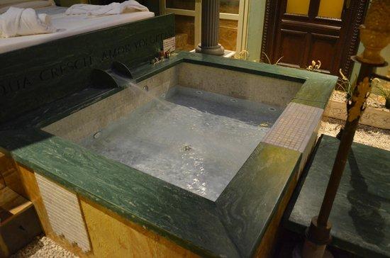 Piscina privata con sauna e bagno turco adiacenti foto di sixlove gate lanza torino tripadvisor - Bagno turco torino ...