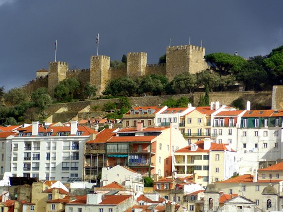 Castelo de Sao Jorge : Castelo de São Jorge