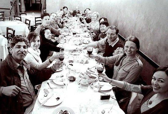 Ristorante Porto Grande: The Group!