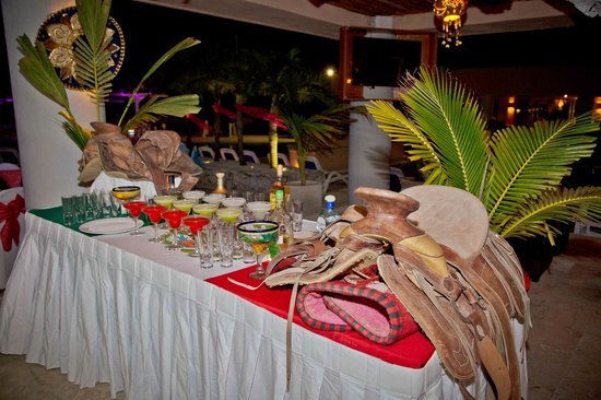 Omni Puerto Aventuras Beach Resort: Tequila tasting