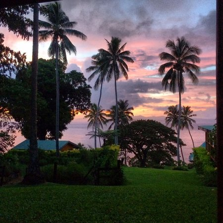 Nakia Resort & Dive: View from Garden Bure