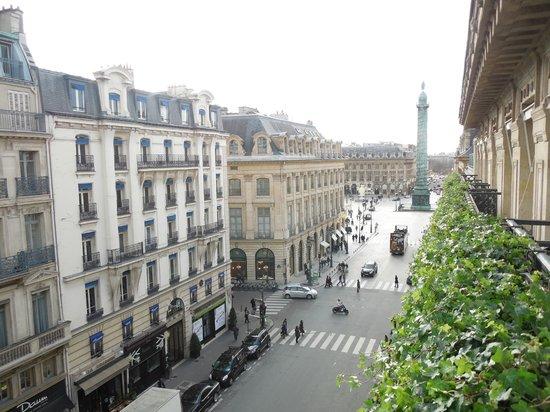 Park Hyatt Paris - Vendome: Rue de la Paix & Place Vendome