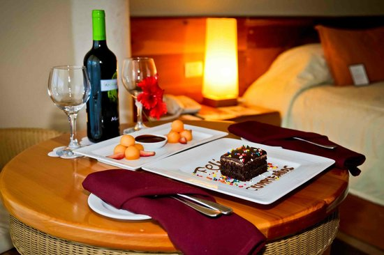 Omni Puerto Aventuras Hotel Beach Resort: birthday amenity