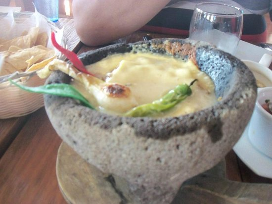 Great Parnassus Family Resort : Queso Relleno (Rest. Maguey)