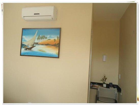 Pousada Lirios Do Campo: Foto Detalhe Decoração dos apartamentos