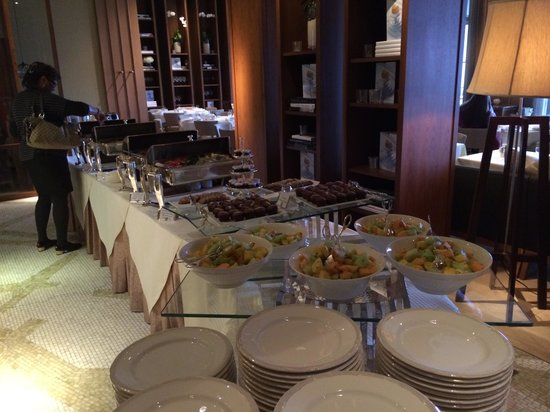 Monarch Beach Resort : Breakfast Buffett