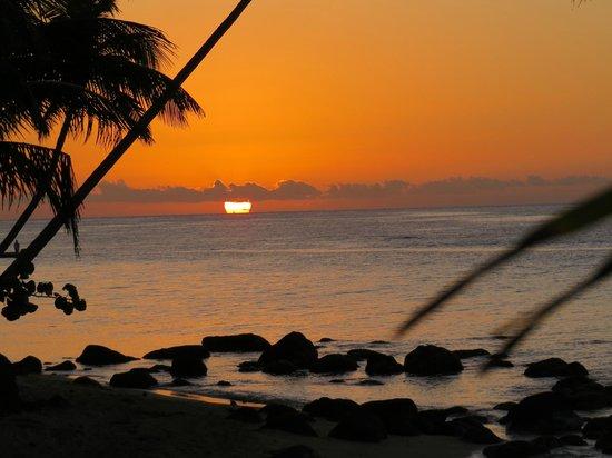 Yemaya Island Hideaway & Spa : Sunset