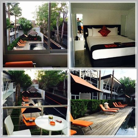 Bali Yarra Villas: Collage