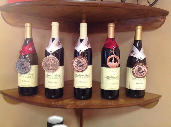 Hightower Creek Vineyards-Award Winning Georgia Grown Wines