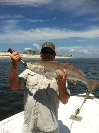 Caught Up Charters -Tours : Redfish
