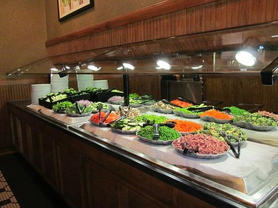 Ruby Tuesday: Salad Bar