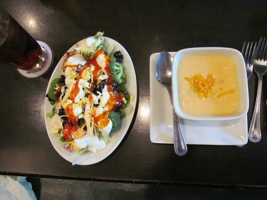 Ruby Tuesday: Soup and Salad