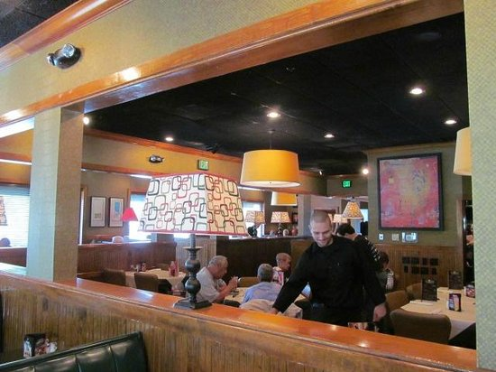 Ruby Tuesday: Part of the Interior