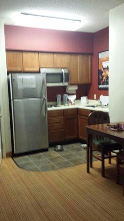 Residence Inn Anaheim Hills Yorba Linda: Kitchenette