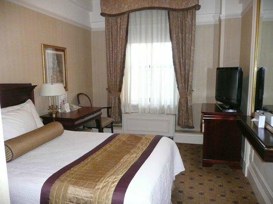 Wellington Hotel: Habitación 2646 Hotel Wellington - NY