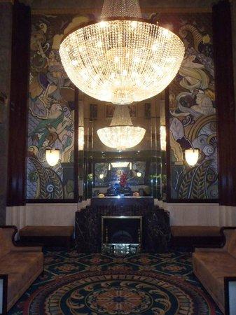 Wellington Hotel: Lobby Hotel Wellington - NY