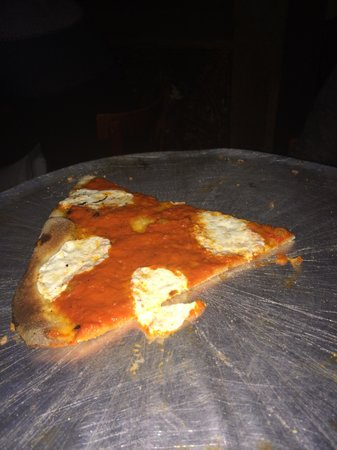 Rubirosa : Vodka pizza.