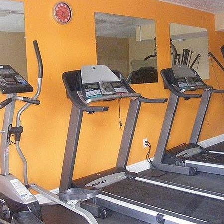 Magnuson Hotel Kissimmee Maingate Gym