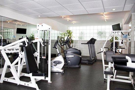 Sandpiper Beach Resort: Fitness Room