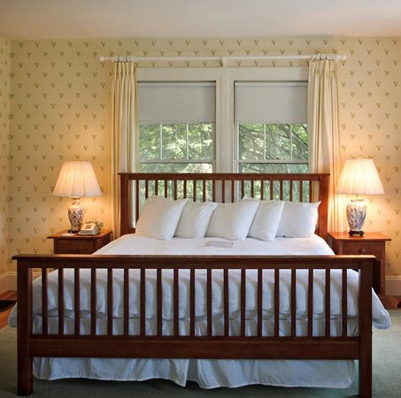 Asticou Inn : Guest room