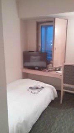 APA Hotel Kanazawa West: 部屋