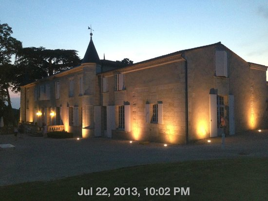 Château Senailhac : An evening like royalty