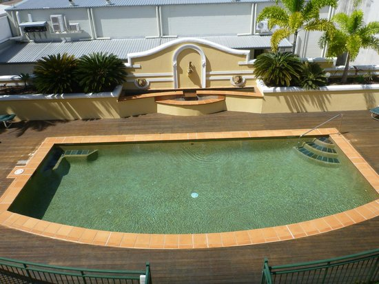อพาร์ทเมนท์ส 2 พาลัซโซ่ บูติค: Pool