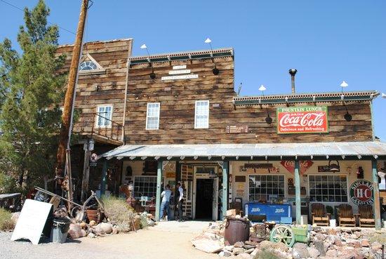 Eldorado Canyon Mine Tours: El Dorado Mine
