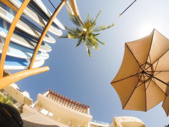 Hotel Cinco : GoPro view