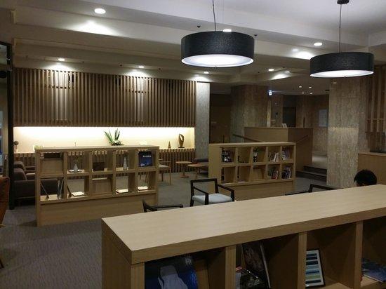 Hakone Pax Yoshino : lobby