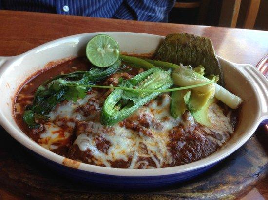 La Pinata 6 Mexican Restaurant & Tequila Bar: Camarones Y Bistec