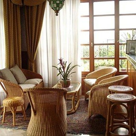 Hotel Villa Orio: Bar/Lounge