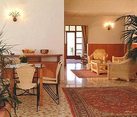 Hotel Villa Orio: Lobby