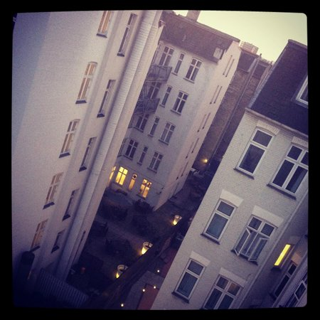 First Hotel Mayfair: View from my window