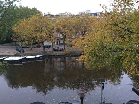 B&B Marnix: View from our room