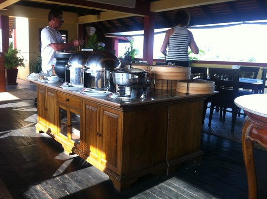 Siddharta Boutique Hotel: Breakfast