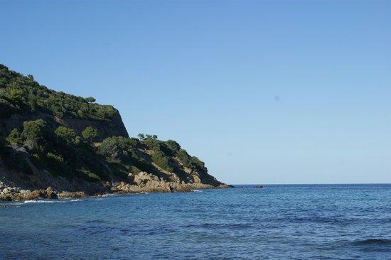 Résidence Odalys Mare e Monte : plage