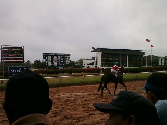 Korat Horse  Racing Club