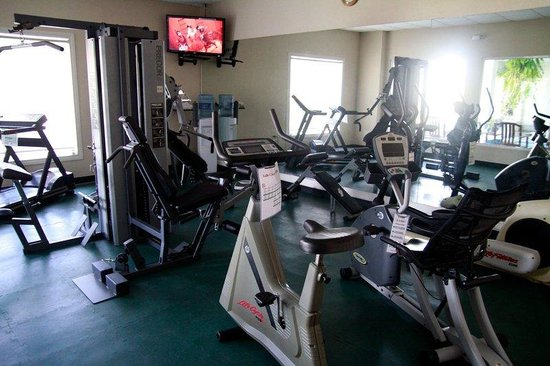 Holiday Inn Matamoros: Fitness Center